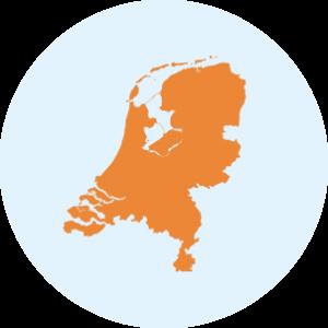 door heel Nederland