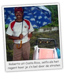 ijscoman in Costa Rico