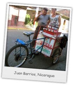 ijscoman in Nicaragua